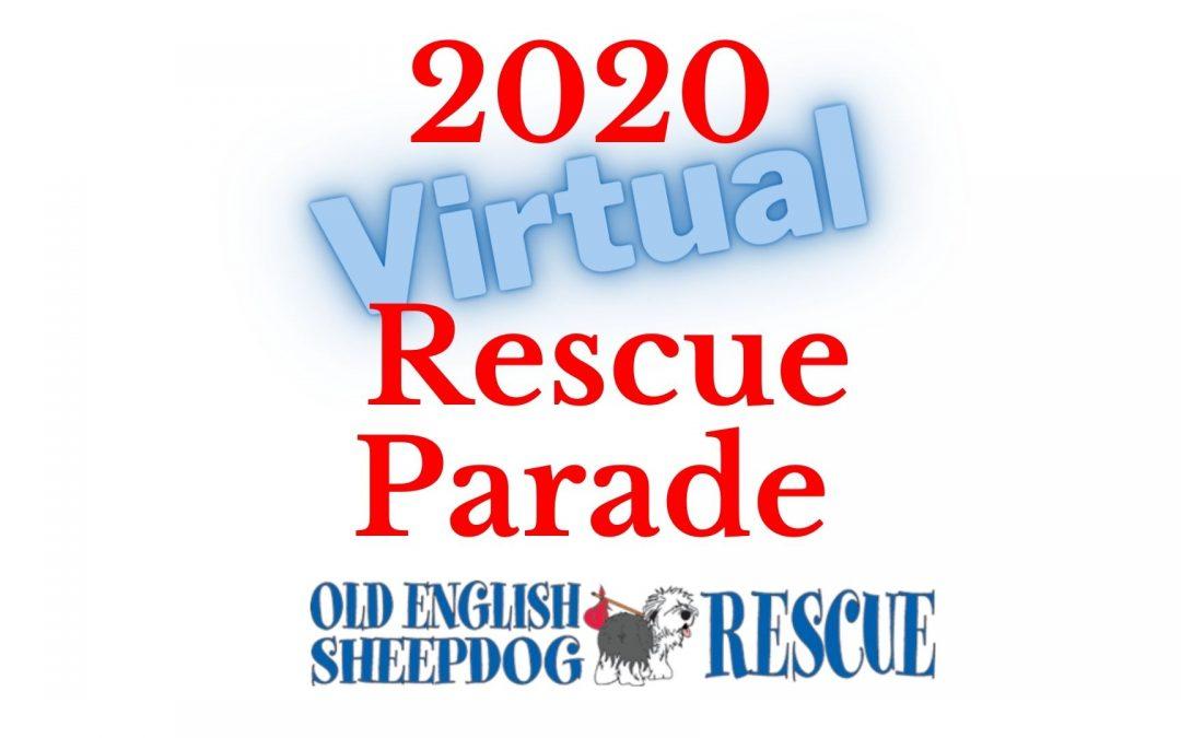 2020: Virtual Rescue Parade